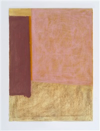 rome #9 by amy sillman