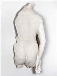 fragment: dangling arm by george segal