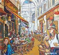 romania – bucharest cafes by galip özgören
