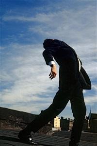 men in the cities#19 by robert longo