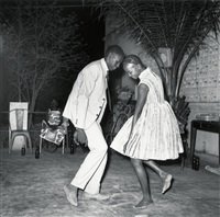 nuit de noël (happy club) by malick sidibé