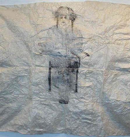 pieta by kiki smith