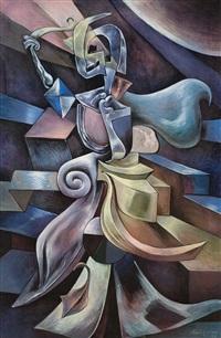 cybele iii by kurt seligmann