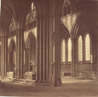 salisbury cathedral by roger fenton