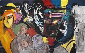 spirit of jazz (chorus) by frank schroeder