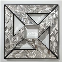 first family - square by monir shahroudy farmanfarmaian