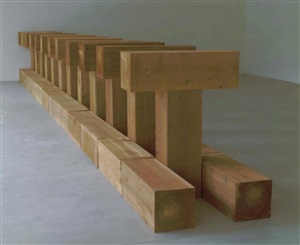 thebes by carl andre