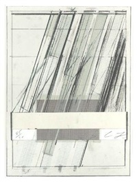 untitled (from hommage a picasso portfolio) by cy twombly