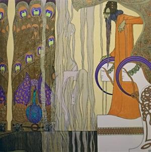 die buecher der chronika der drei schwestern by j.k.a. musaeus, josef urban, heinrich lefer