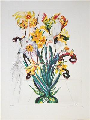 florals suite by salvador dalí