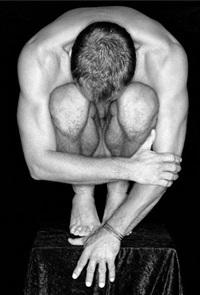 sting<br/>l'uomo vogue by michel comte