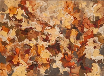 audrey flack the abstract expressionist years by audrey flack