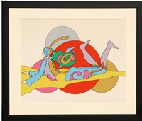 eternal bubble by peter max