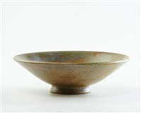 palmetto bowl by clement massier