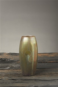 dandelion drip vase by clement massier