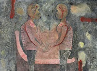re-encuentro by rufino tamayo