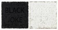 black joke white joke by huang rui