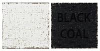 white snow black coal by huang rui