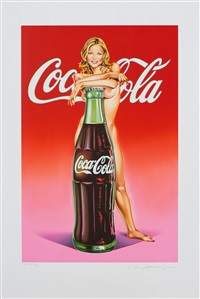 lola cola # 4 by mel ramos