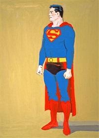 supermann by mel ramos