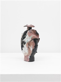 untitled (flower / tulip vase) by fausto melotti
