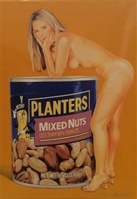 mixed nuts by mel ramos