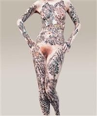 body shanshui 1 by huang yan