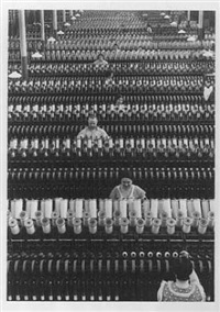 american woolen, co., lawrence, massachusetts by margaret bourke-white