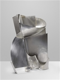 silver piece 28 by sir anthony caro