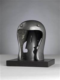 helmet by henry moore