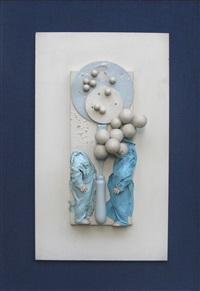 pvh067 - clair de lune - maneschijn by paul van hoeydonck
