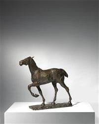 horse by elisabeth frink