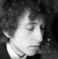 dylan (contact 80) by jerry schatzberg