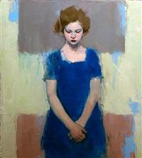 little girl blue by malcolm liepke