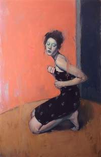 on her knees by malcolm liepke