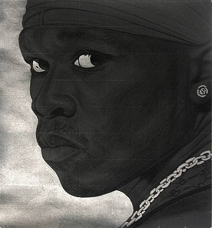 curtis jackson by richard phillips