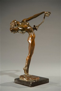 the vine by harriet whitney frishmuth