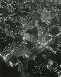 nightview new york by berenice abbott