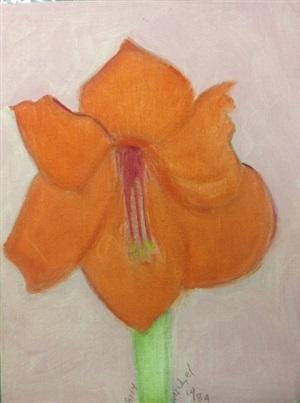 flower by sally michel avery