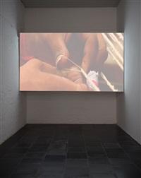 installation view by kimsooja