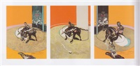 mirror of bullfighting by francis bacon
