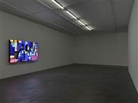 exhibition view by doug aitken