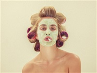 claymask by tyler shields
