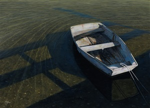 dock shadows by del-bourree bach