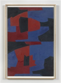 diptyque by serge poliakoff
