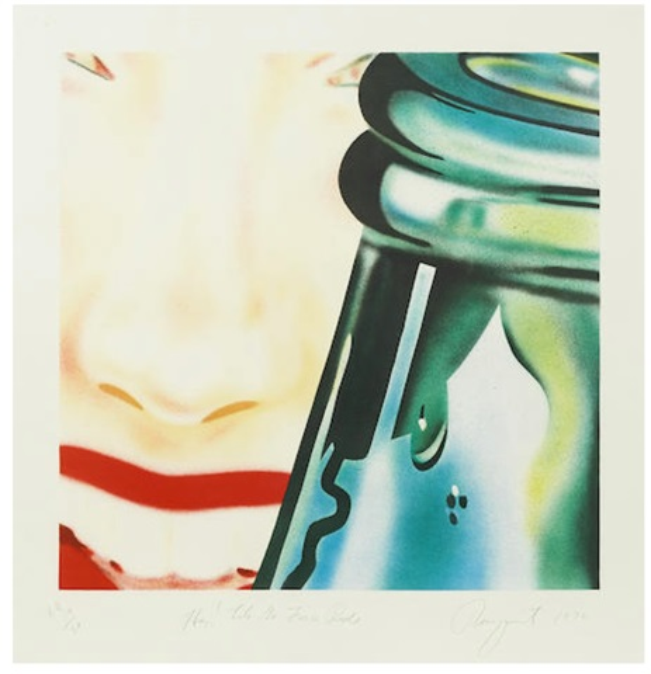 James Rosenquist Artist Research Paper - image 5