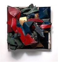 untitled no. 1 by john chamberlain