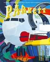 parkett no. 68, collaboration: franz ackermann, eija-liisa ahtila, dan graham, isbn 3-907582-18-7, $32.00