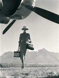 the art of travel by norman parkinson