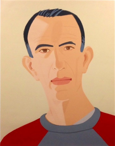 sweatshirt ii from alex and ada the 1960s to the 1980s by alex katz